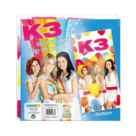 Serviette de bain K3