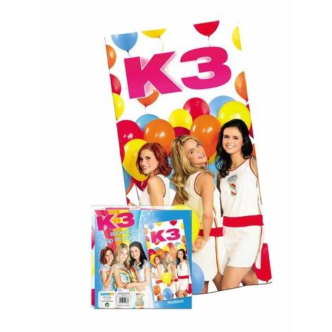 K3 Serviette de bain - 76x152 cm