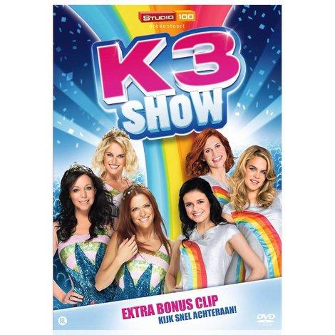 K3 DVD - 10.000 luchtballonnen show