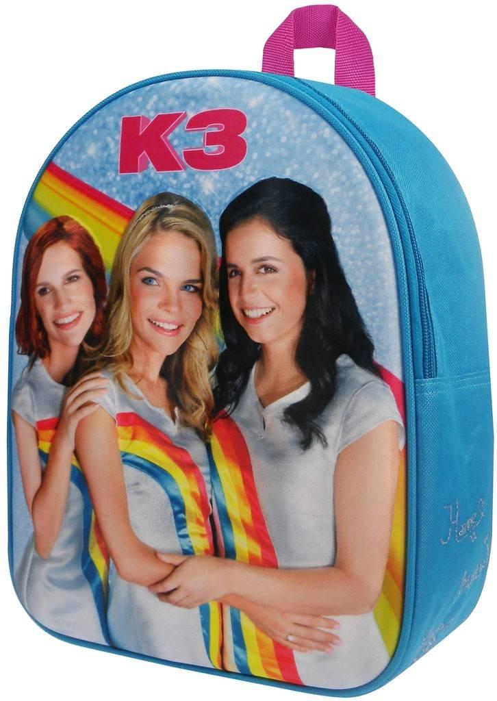 K3 Rugzak 3D 31x25x12 cm