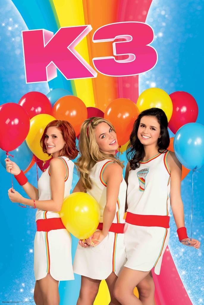 K3 POST- ballonnen