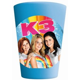 K3 Beker frosted