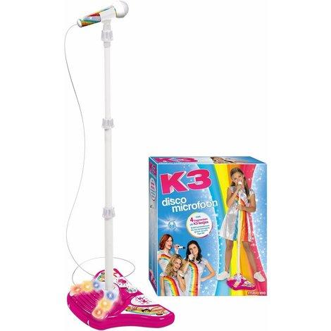 K3 Microfoon Disco