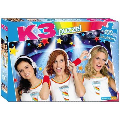 K3 Puzzel - 100 stukjes