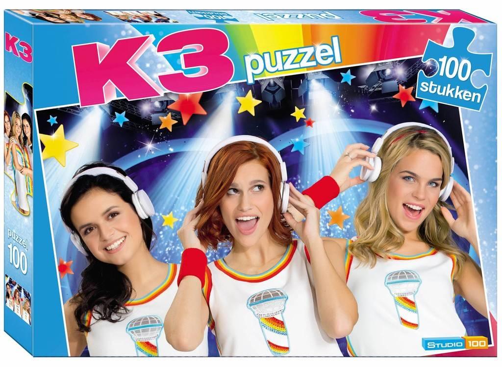 K3 PUZZ- 100 stukjes