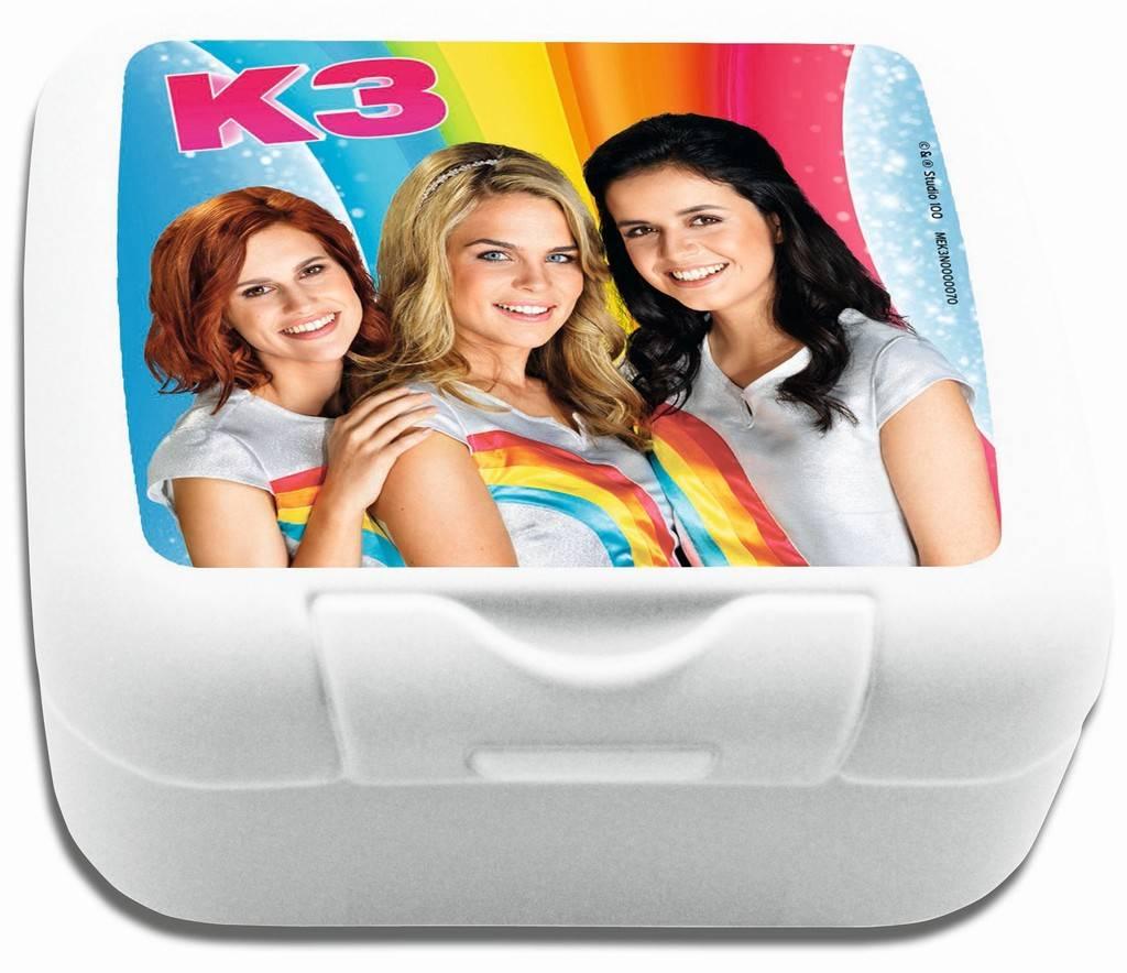 Boîte à gâteaux K3