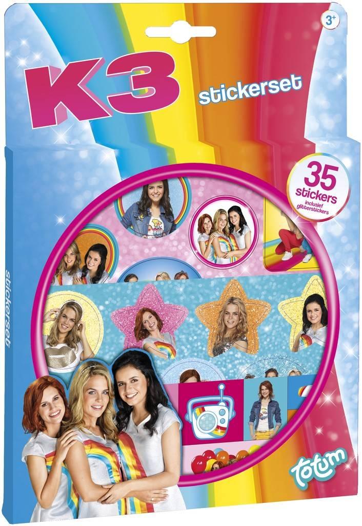 K3 Stickerset