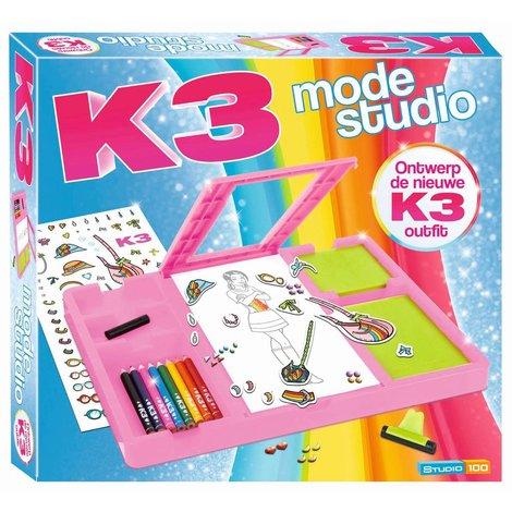 K3 MODE- de nieuwe K3