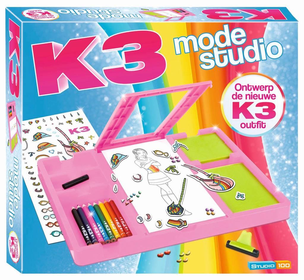 K3 Modestudio de nieuwe K3