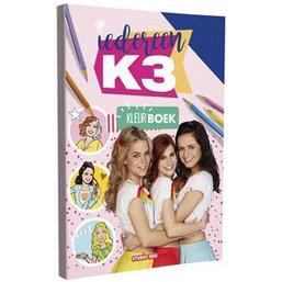 Livre à colorier K3