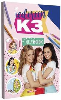 K3 Livre à colorier