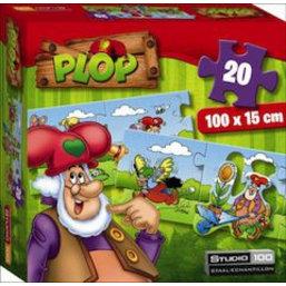 STUDIO 100 Plop Puzzle Train