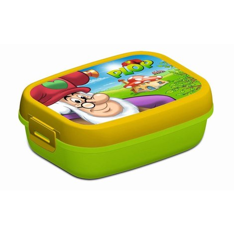 Kabouter Plop Lunchbox groen