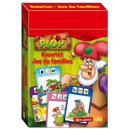 Plop Jeu de cartes familles