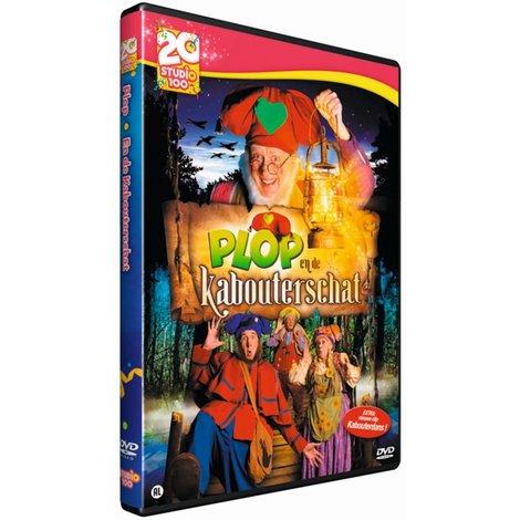 Dvd Plop: de kabouterschat - 20 jaar S100