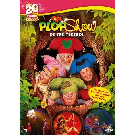 Dvd Plop: de treitertrol - 20 jaar S100