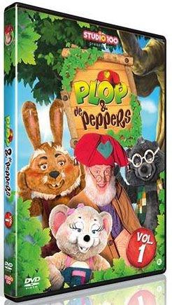 Kabouter Plop DVD - Plop en de Peppers vol. 1
