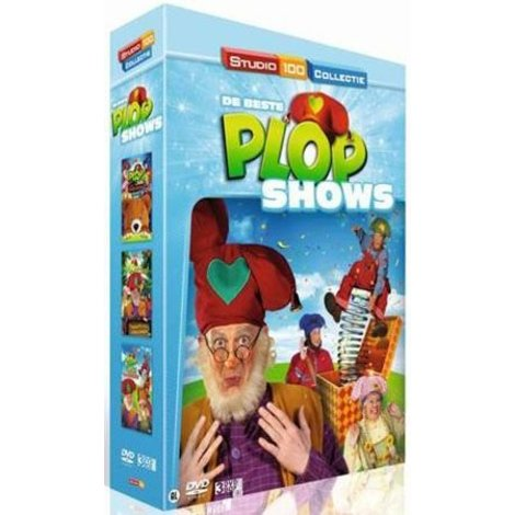 Dvd box Plop: showbox vol. 3