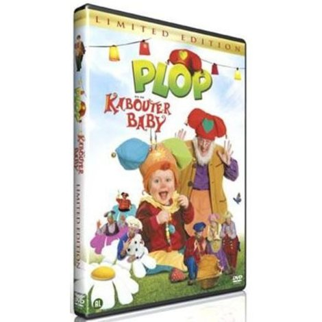 Kabouter Plop DVD - De kabouterbaby