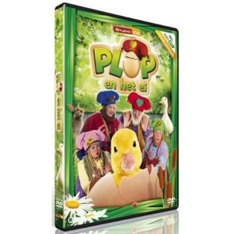 Kabouter Plop DVD - Het ei