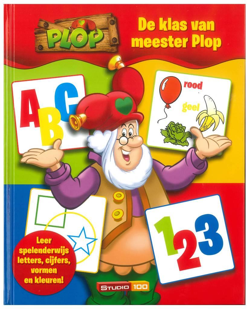 kabouter Plop Boek - De klas van meester Plop