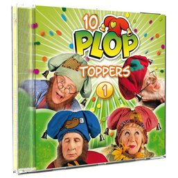 Kabouter Plop CD - Ploptoppers vol. 1