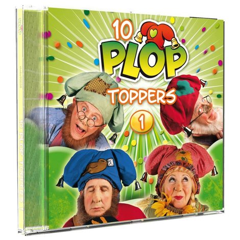 Kabouter Plop CD- Ploptoppers vol. 1