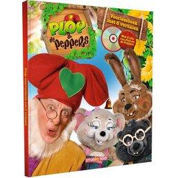 Kabouter Plop Boek- Verhalenboek met cd