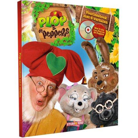 Livre d'histoires Plop avec CD