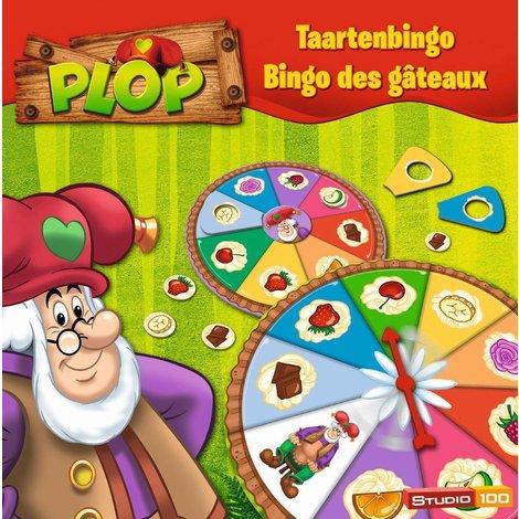 Kabouter Plop SPEL- Taartenbingo