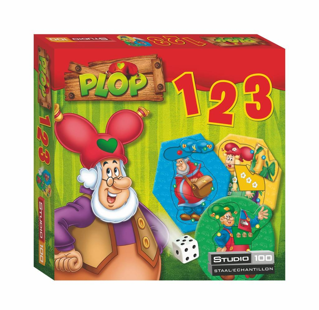 Jeu Plop - 1-2-3