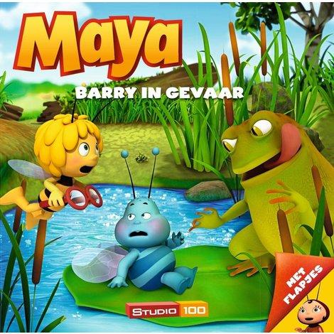 Maya de Bij Boek - Barry in gevaar