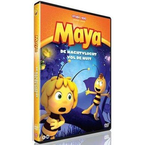 Maya de Bij DVD - De nachtvlucht