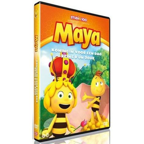 Dvd Maya: koningin voor een dag
