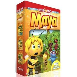 Maya de Bij 3-DVD box - Maya vol. 3