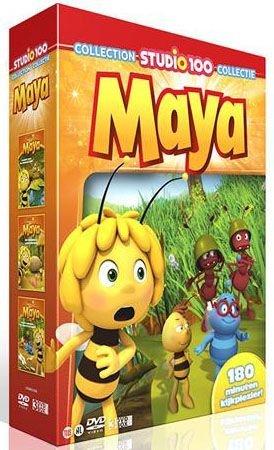 Dvd box Maya: Maya vol. 3