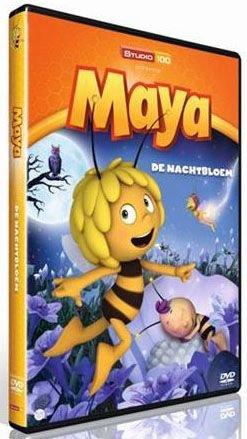 Maya de Bij DVD - De Nachtbloem