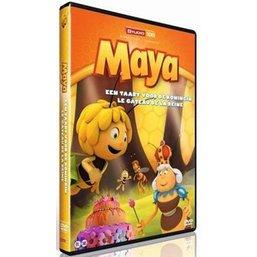 Dvd Maya taart voor de koningin