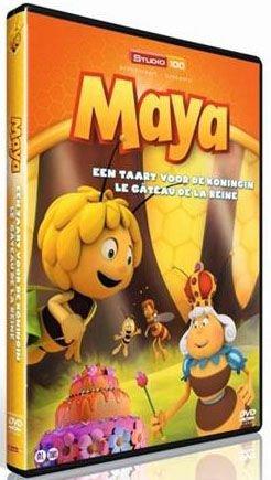 Maya DVD - La Cateau de la Reine