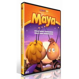 Maya DVD - Willy doit déménager