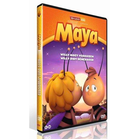 Maya DVD - Willy doit déménager