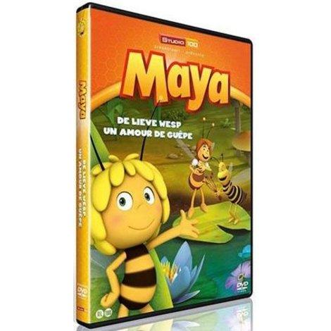 Maya de Bij DVD - De lieve wesp