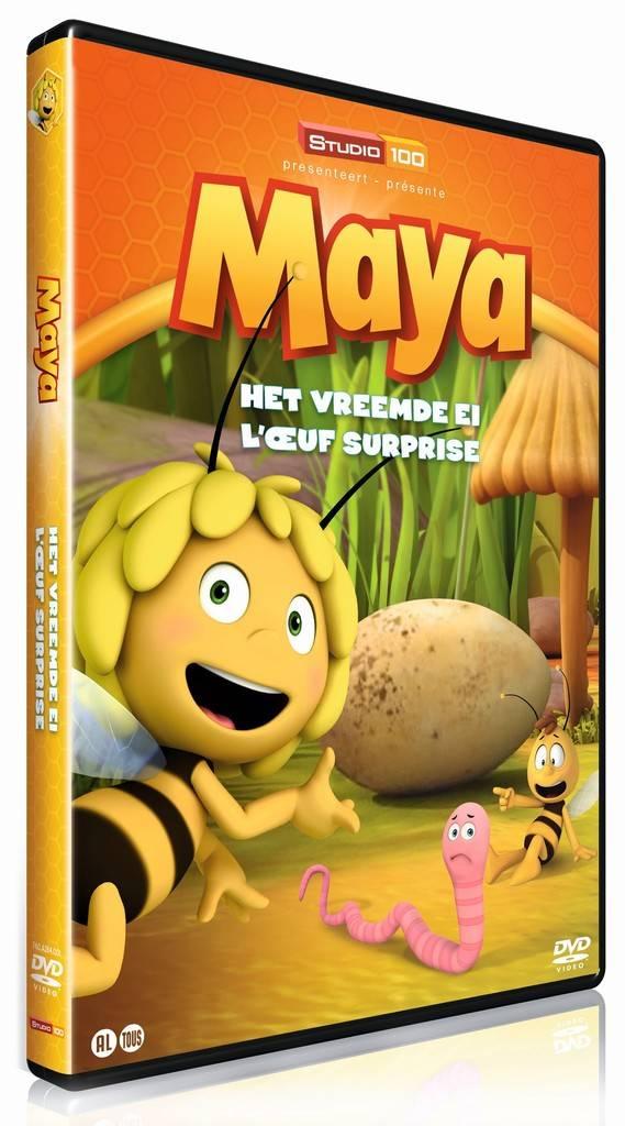Maya DVD - L'oeuf surprise