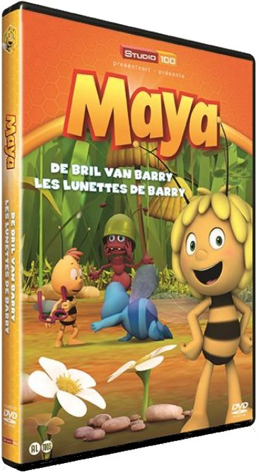Maya DVD - Les lunettes de Barry