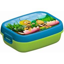 Lunchbox Maya groen/blauw