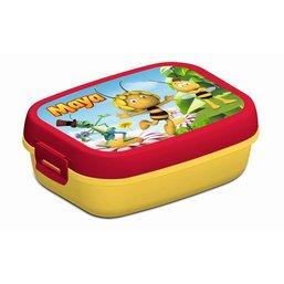 Lunchbox Maya rood