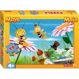 Maya Puzzle - 35 pièces
