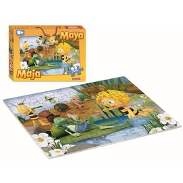 Puzzel Maya vloer 63 stukjes