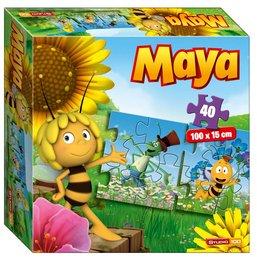 Maya Puzzle - Train 40 pièces
