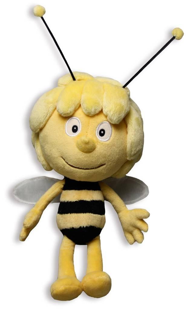 Peluche Maya l'abeille - Maya, 30 cm